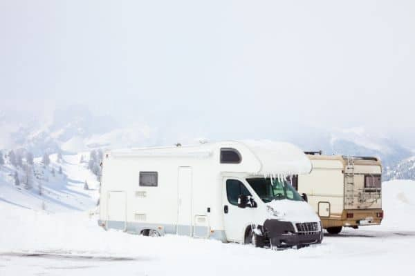Winter RV Living: Survive An Overnight Freeze in an RV