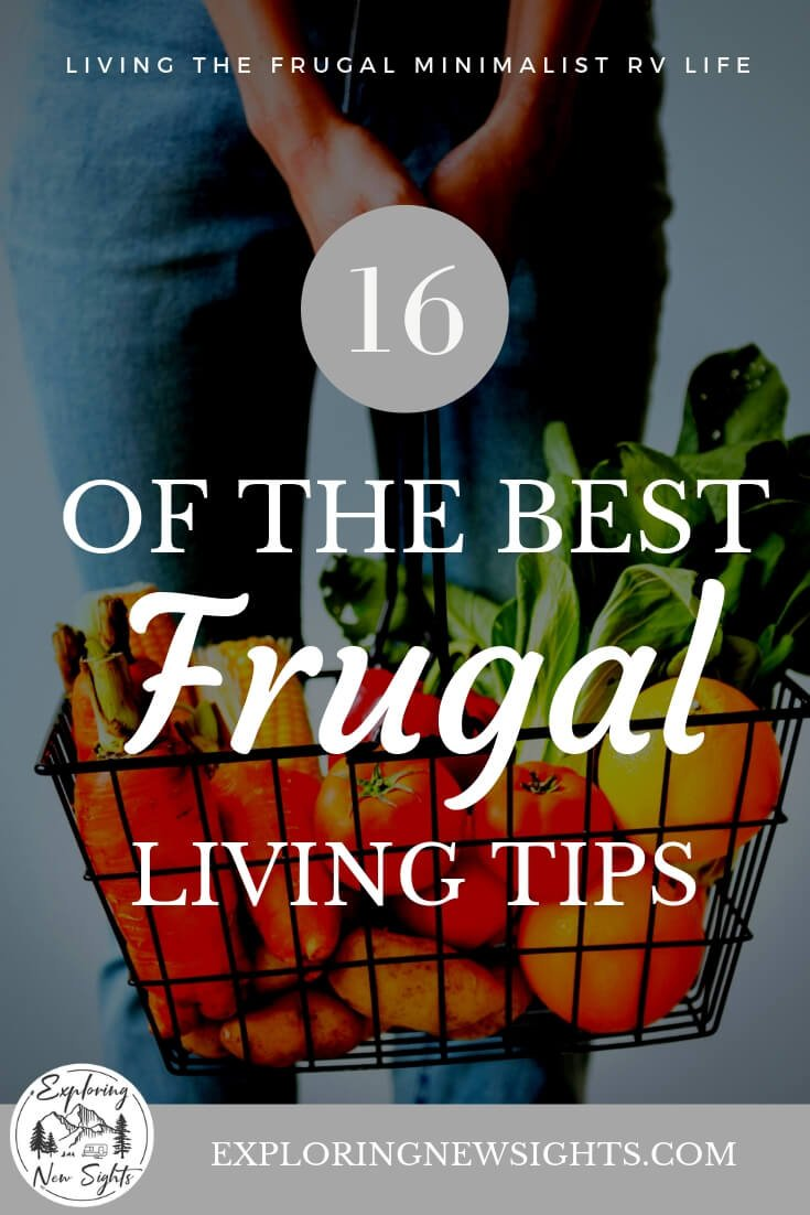 16 of the Best Frugal Living Ideas you can master 4 - 16 Best Frugal Living Ideas You Can Start Today!