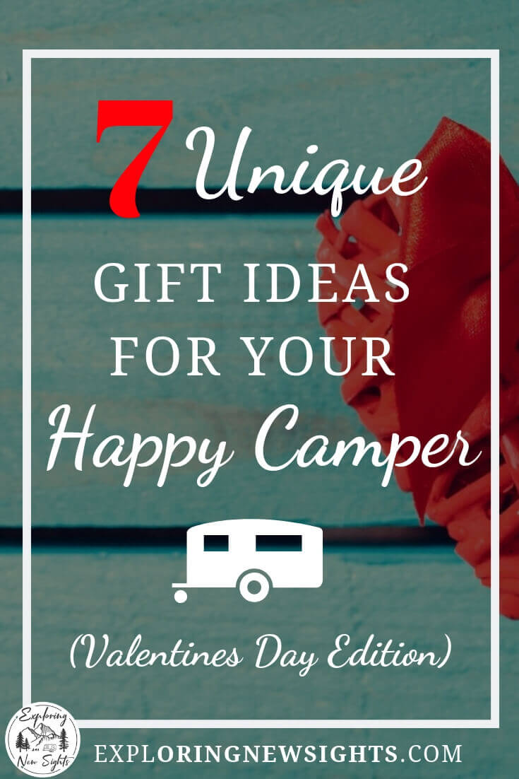 Happy Camper 1 1 - 7 Unique Gift Ideas for your Happy Camper (Valentine's Edition)