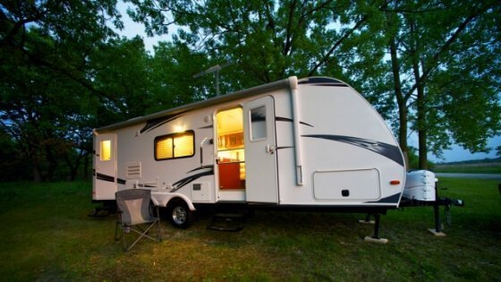 Travel Trailers Overview
