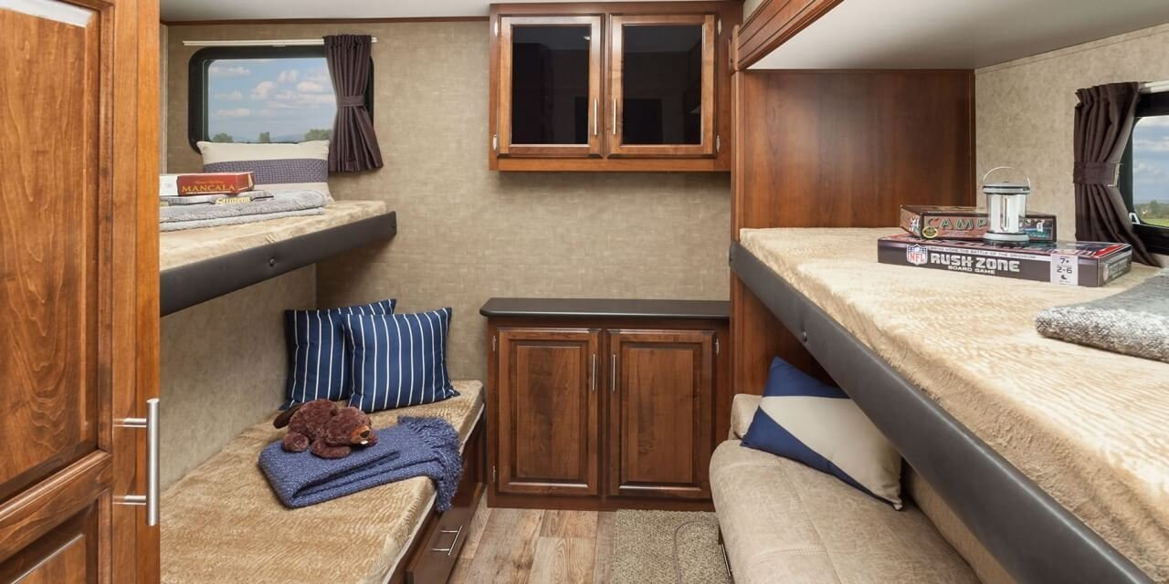 bunkhouse - Travel Trailers Overview: A Guide for Beginners