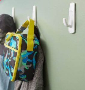 command hooks 283x300 - 7 Ideas To Create Extra Wall Storage In Your RV