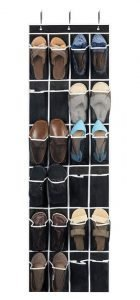 shoe organizer 140x300 - 7 Ideas To Create Extra Wall Storage In Your RV
