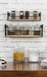spice rack 182x300 - 7 Ideas To Create Extra Wall Storage In Your RV