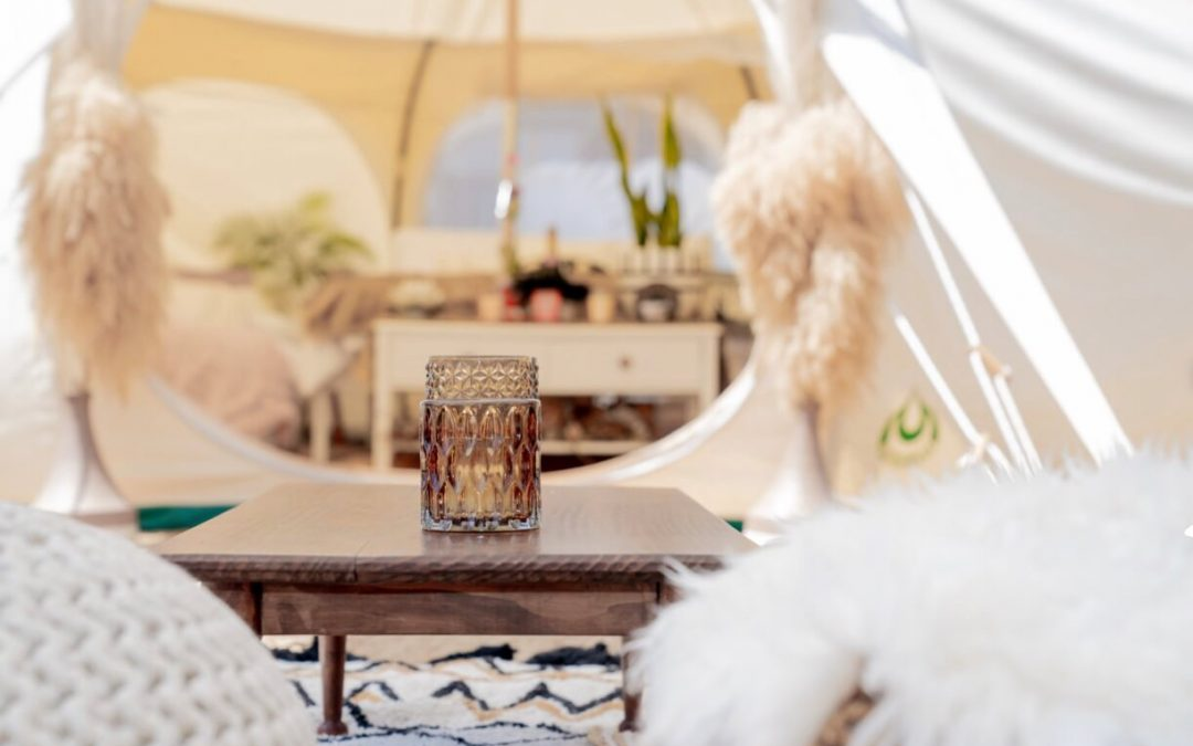 How to DIY Your Own Glamping Trip on a Budget