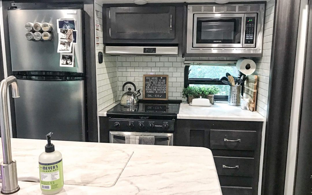 The Best RV Kitchen Necessities!