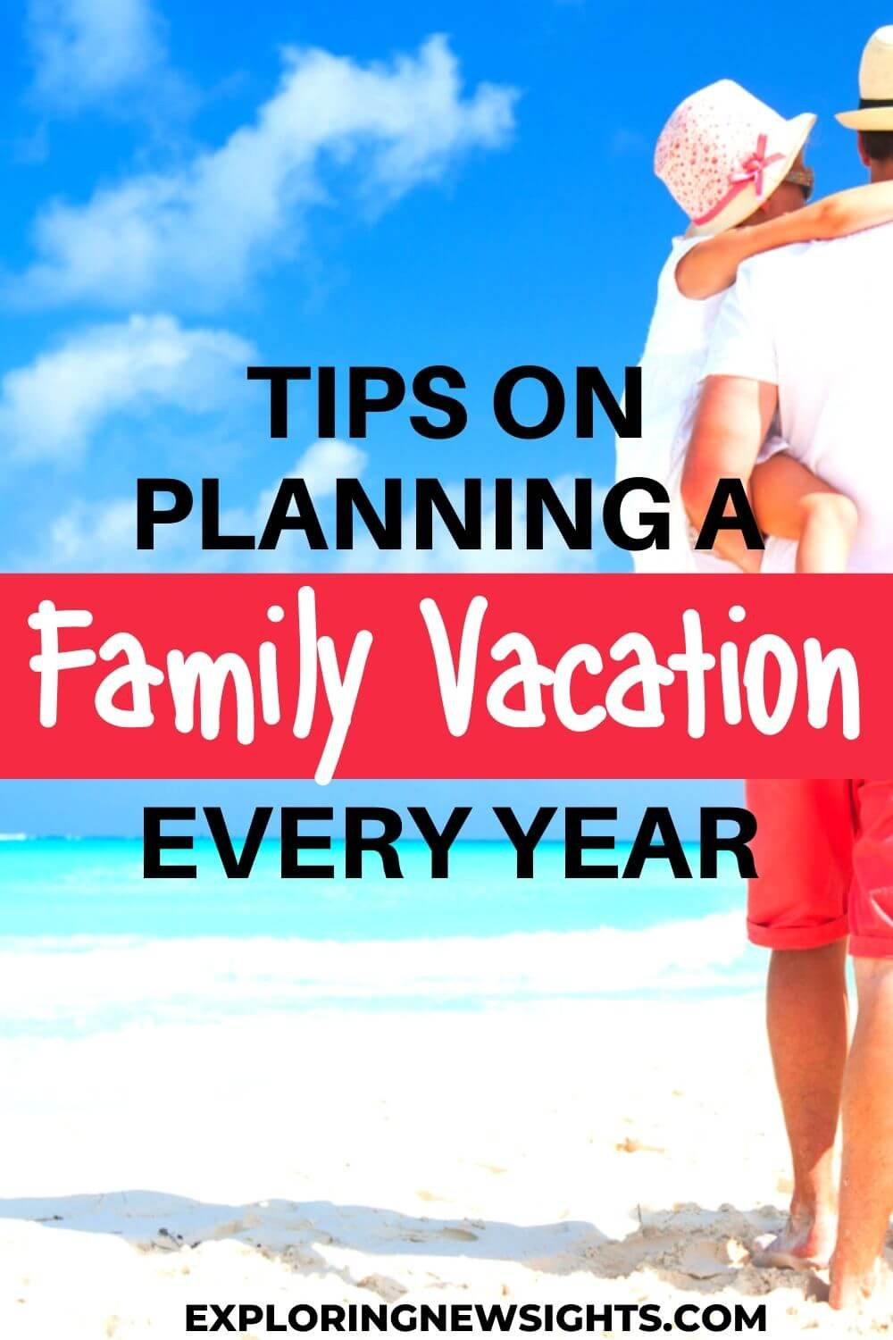 fAMILY VACAY - Family Vacation: Why its Important Save and Plan for One Every Year