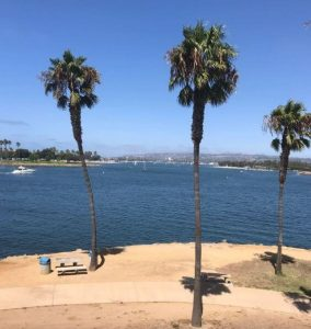 mission bay trail 284x300 - 12 of the Best Kid-Friendly Hiking Trails in San Diego