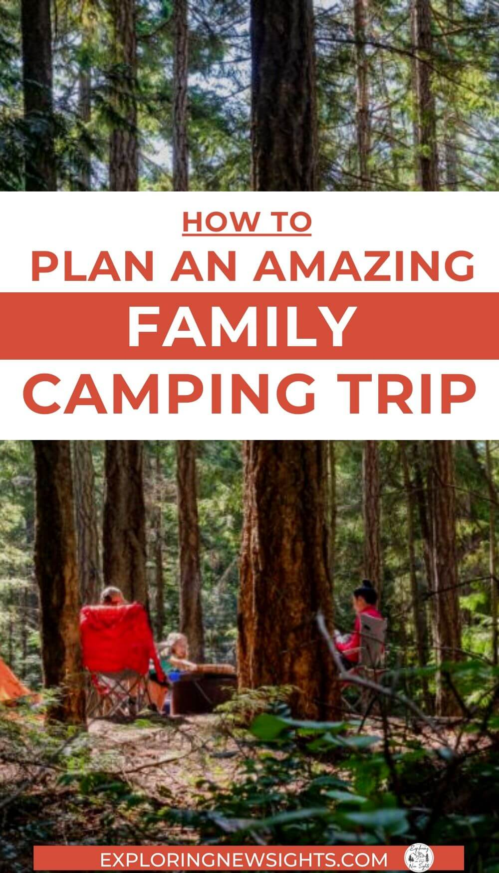 Camping Trip Checklist 1 1 - Family Camping | Tips for Planning the Perfect Trip