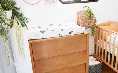 7 Adorable RV Nursery Makeovers You Will LOVE