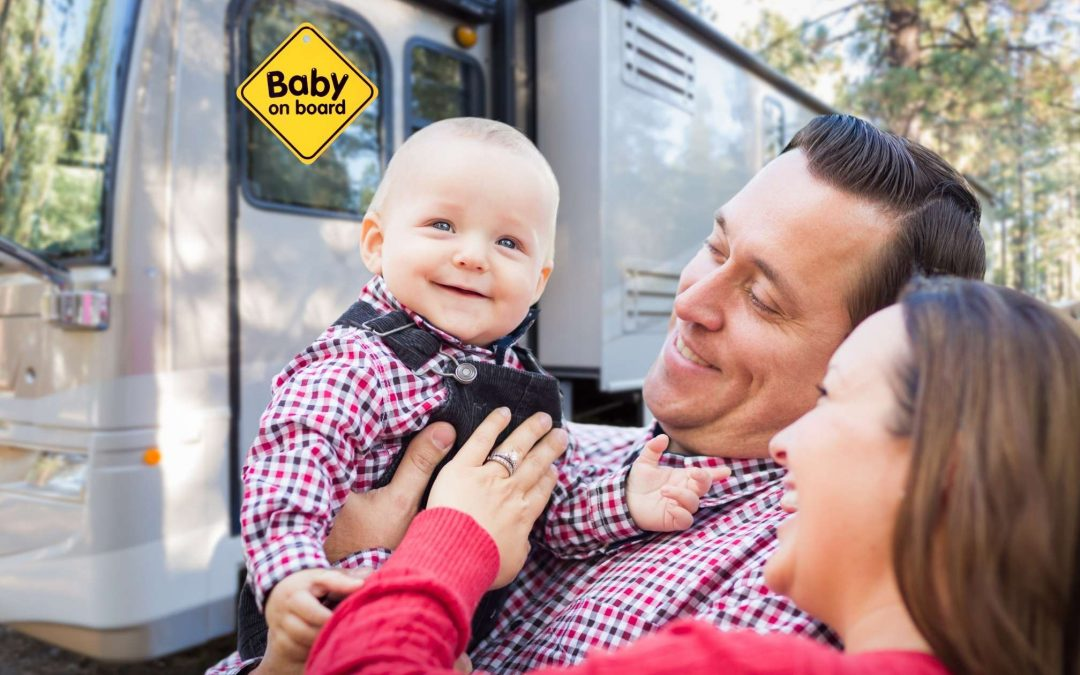 Must Have Baby Items For Your RV