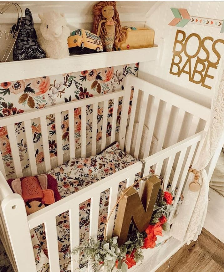 hanz after nursery - 7 Adorable RV Nursery Makeovers You Will LOVE