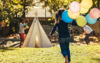 Backyard Camping | Tips to make it a Fun Family Adventure