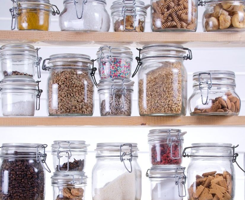 RV Pantry Storage Ideas