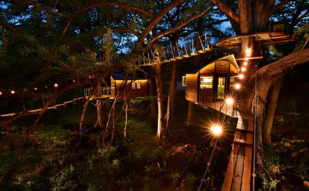 Top 12 Unique Places to Stay for a Texas Getaway