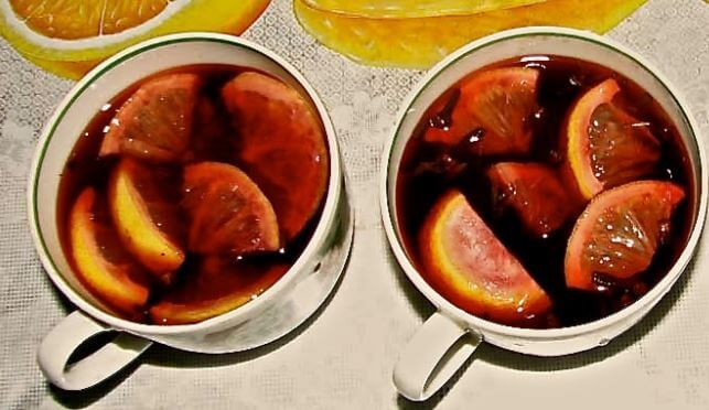 Mulled Wine Recipe for Fall Camping