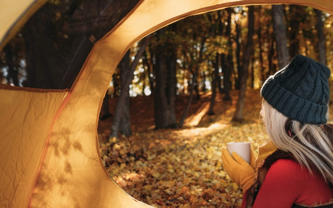 Fall Camping Tips to Keep You Warm and Cozy in a Tent