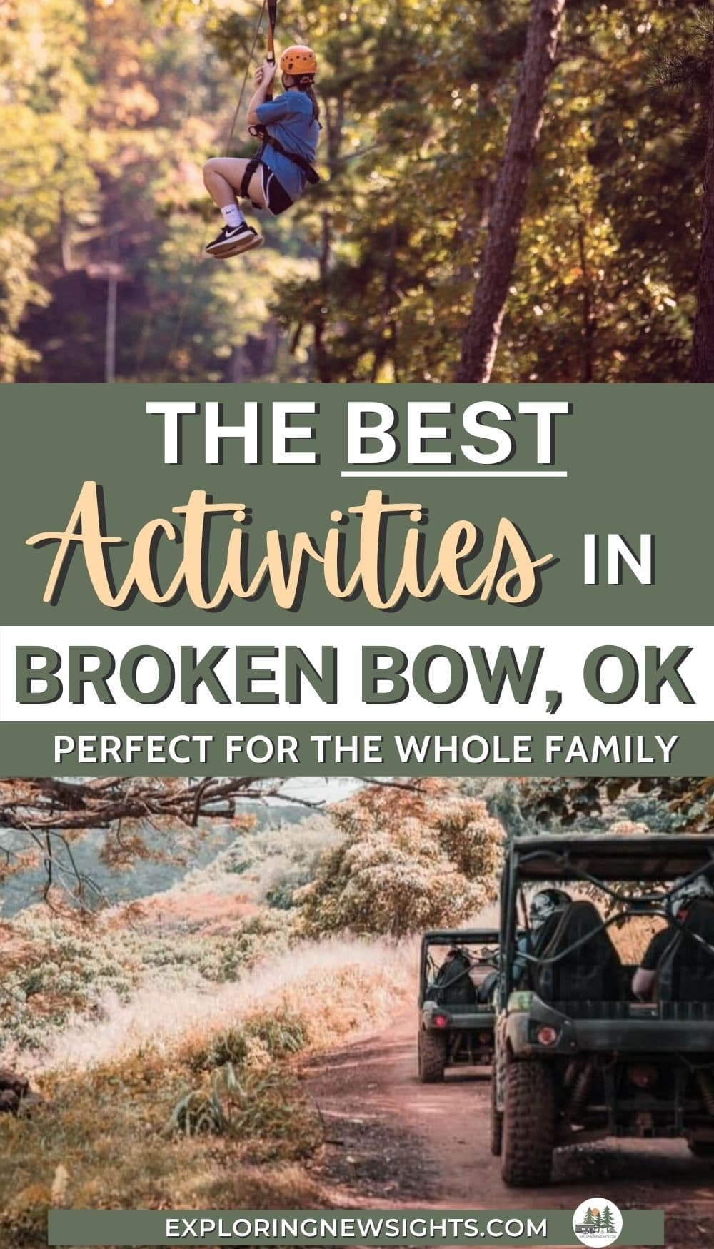 Activities in Broken Bow