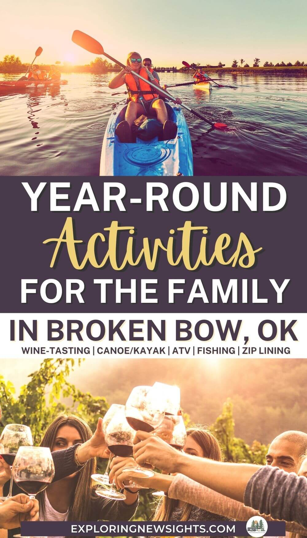 Activities in Broken Bow year-round (1)