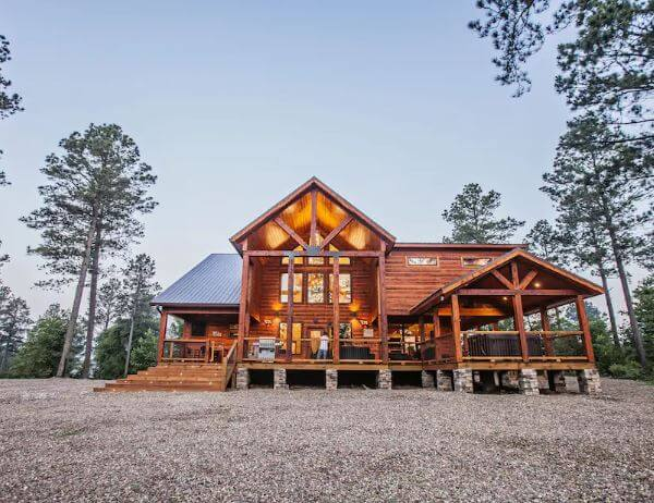 Cabin in Broken bow