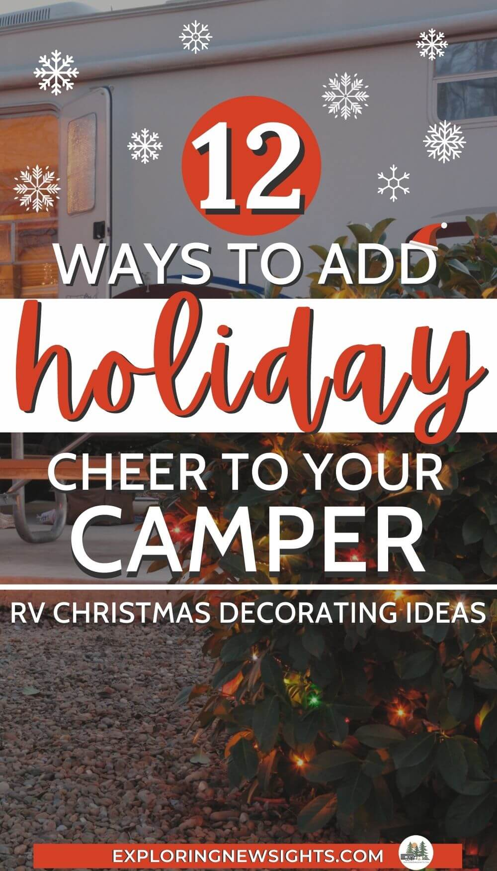 RV Christmas Decorating Ideas