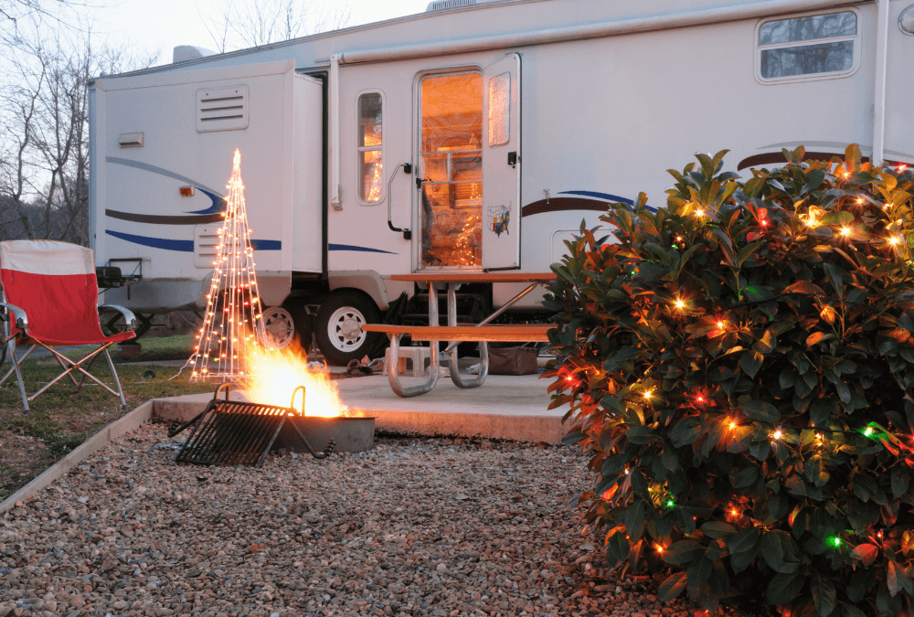 RV Christmas Decorating | 12 Ways To Add Holiday Cheer To Your RV