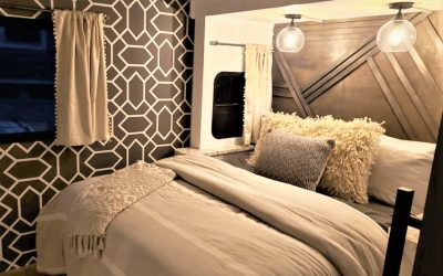 42 Gorgeous RV Bedroom Remodels for Cozy Inspiration
