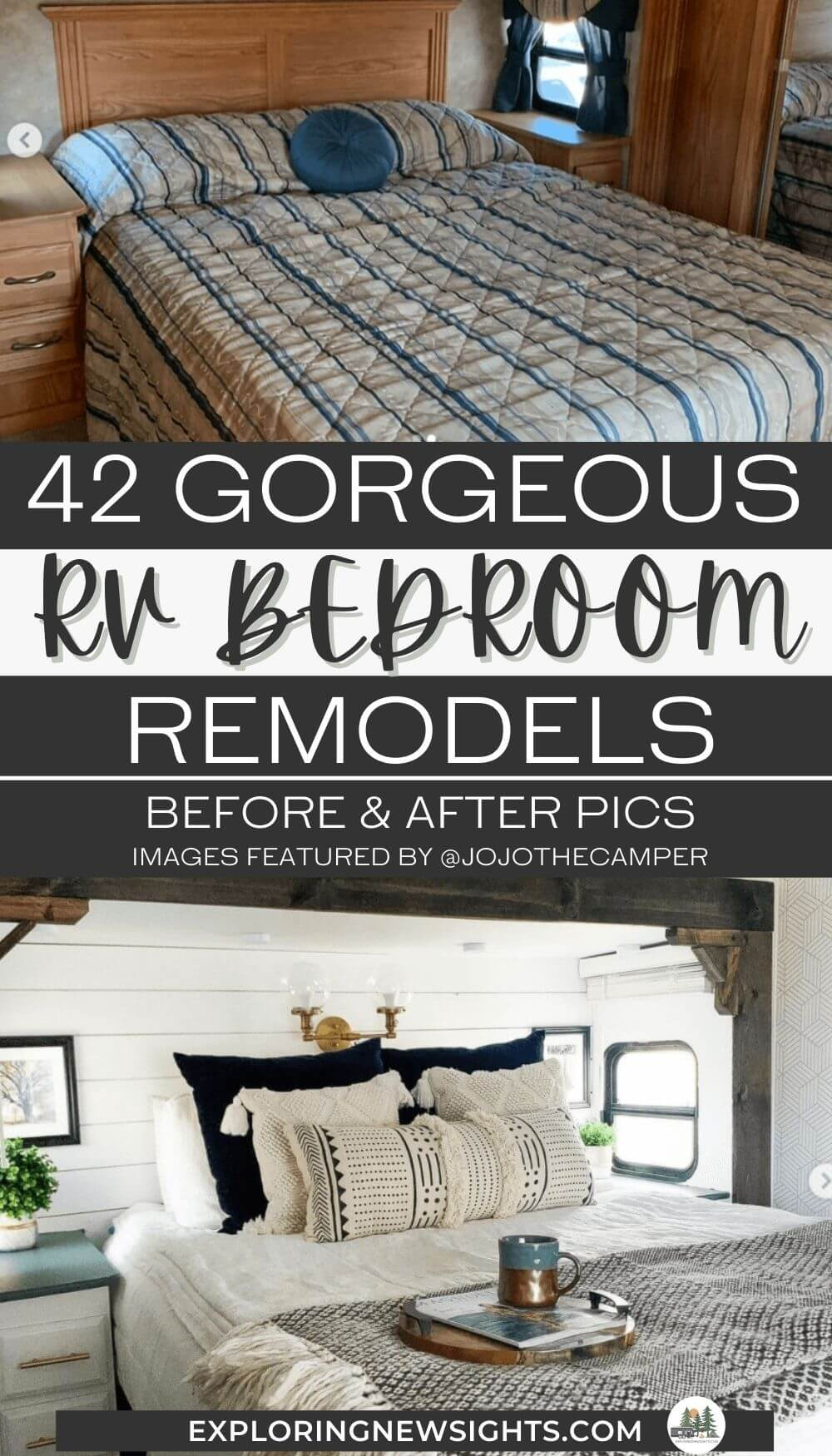 RV Bedroom Remodels