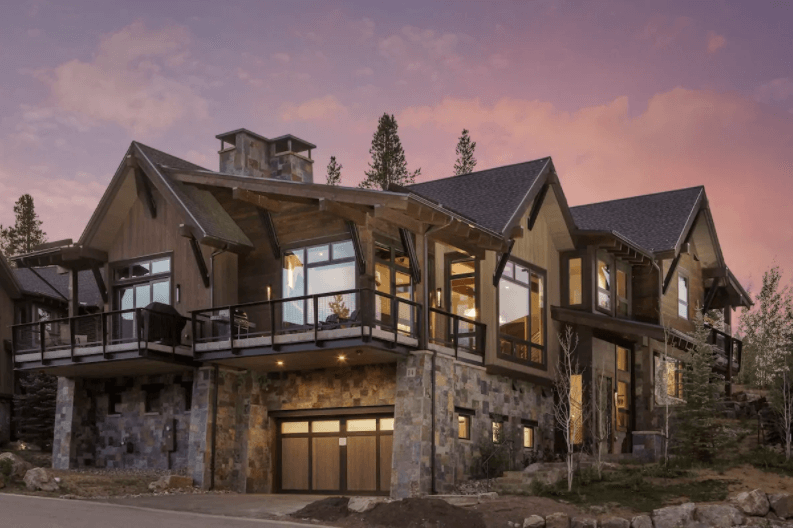 Best Ski In/Ski Out Vacation Rentals for Families in Breckenridge, CO