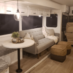 RV Renovation | A Stunning Modern Motorhome Redesign by Christie
