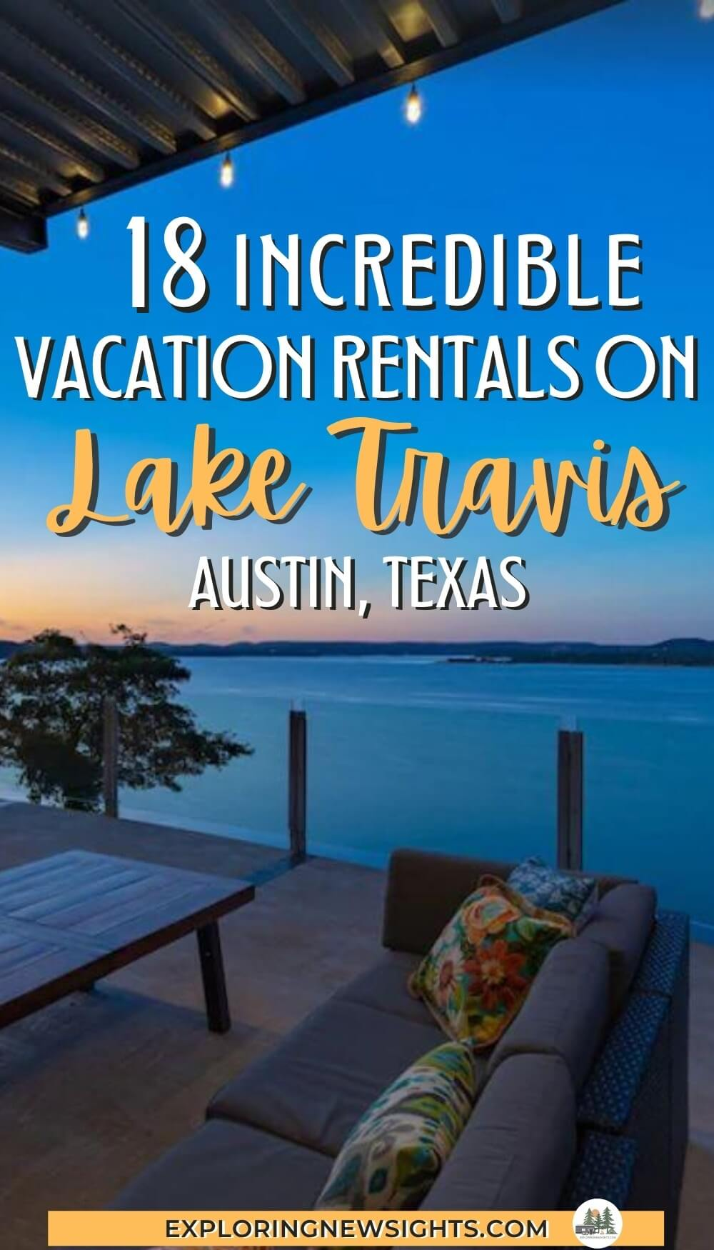 Vacation Rentals on Lake Travis (1)